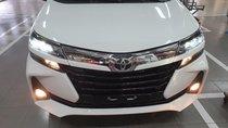 Toyota Avanza 1.5G AT 7 chỗ đời 2019, màu trắng giao ngay, nhập khẩu
