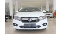 Cần bán xe Honda City 1.5 AT 2017, màu trắng, trả trước chỉ từ 157 triệu