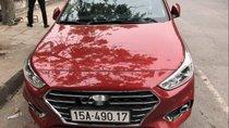 Bán Hyundai Accent đời 2019, màu đỏ