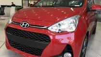 Cần bán xe Hyundai Grand i10 đời 2019, màu đỏ, 405tr