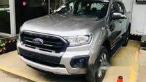 Bán Ford Ranger Wildtrak 2.0L năm 2019, màu bạc