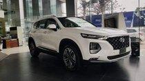 Cần bán xe Hyundai Santa Fe đời 2019, màu trắng, nhập khẩu