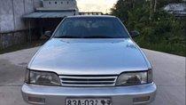Bán xe Hyundai Sonata 1991 màu bạc, sơn mới tinh, máy mới làm rất đẹp