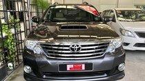 Toyota Fortuner dầu - hỗ trợ ngân hàng 75%