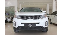 Cần bán xe Kia Sorento 2.4 AT 2019, màu trắng, trả trước chỉ từ 273 triệu