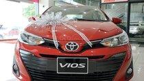 Bán Toyota Vios 1.5G CVT mới 2019 tại Toyota Hải Dương, trả góp 80%, LH 0936.688.855 Em Hưng