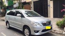 Cần bán Toyota Innova 2012, xe gia đình không kinh doanh, biển số đẹp