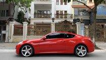 Cần bán xe Hyundai Genesis Coupe sản xuất 2009 đỏ