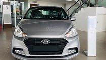 Bán ô tô Hyundai Grand i10 1.2 AT năm 2019, màu bạc