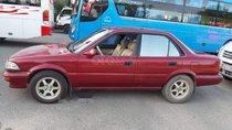 Bán Toyota Corolla 1991, màu đỏ, xe nhập