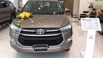 Toyota Innova 2.0E, số sàn, màu đồng ánh kim, hỗ trợ trả góp lên đến 85%, thủ tục hồ sơ đơn giản