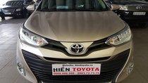 Bán Toyota Vios 1.5E năm 2019, màu bạc, 540 triệu