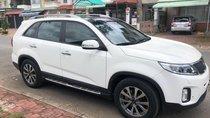 Bán ô tô Kia Sorento 2.4AT đời 2014, màu trắng, bản GATH
