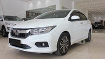 Cần bán Honda City 1.5 năm 2017, màu trắng