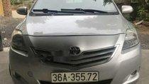 Chính chủ bán xe Toyota Vios E đời 2010, màu bạc, nhập khẩu
