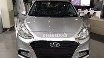 Bán Hyundai Grand i10 đời 2019, màu bạc, mới 100%