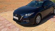 Bán xe Mazda 3 đời 2018, màu xanh đen, ít chạy