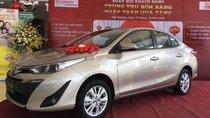 Bán ô tô Toyota Vios G 2019, xe mới 100%