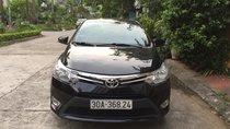 Chính chủ cần bán gấp chiếc Toyota Vios E 2014 số sàn, màu đen. LH 0984386598