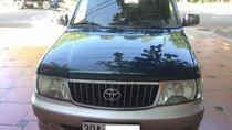 Cần bán xe Toyota Zace GL năm sản xuất 2004, màu xanh lục. Cực chất lượng, mới nhất VN