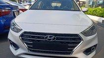 Xe mới về- Hyundai Accent 1.4AT tiêu chuẩn trắng+ Tặng ngay camera hành trình + Call 0932013536