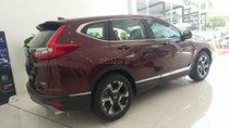 Honda CR V L nhập khẩu nguyên chiếc 2019, đủ màu giao ngay, ưu đãi khuyến mại cực lớn, LH 0399251197