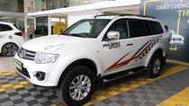 Cần bán xe Mitsubishi Pajero Sport 2.5MT sản xuất 2016, màu trắng, giá tốt