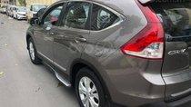 Cần bán lại xe Honda CR V 2013, màu xám