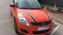 Cần bán xe Suzuki Swift AT đời 2015, màu cam, xe nhập