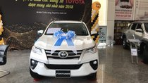 Cần bán xe Toyota Fortuner 2.4G 2019, màu trắng, giao ngay, lãi suất ưu đãi, LH 090 145 0907