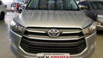 Bán Toyota Innova 2.0E 2019, màu bạc, còn mới