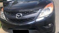 Cần bán Mazda BT 50 3.2 4x4 2015, màu đen, giá 550tr