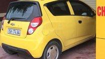 Bán Chevrolet Spark sản xuất năm 2015, màu vàng, chính chủ