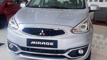 Bán xe Mitsubishi Mirage năm 2019, màu bạc, nhập khẩu nguyên chiếc từ Thái Lan
