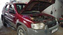 Bán Ford Escape 2003, màu đỏ, nhập khẩu nguyên chiếc Mỹ