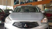 Bán xe Mitsubishi Attrage CVT ECO đời 2019, màu bạc, xe nhập