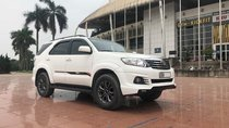 Bán xe Toyota Fortuner TRD Sportivo 4x2 AT 2015