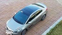 Bán Kia K3 2.0 AT đời 2014, màu vàng, 520 triệu