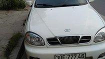 Cần bán xe Daewoo Lanos Sedan đời 2003, màu trắng