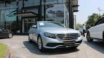 Bán Mercedes E200 màu độc Silver Diamond, nội thất nâu chính hãng. Lh 0775138888