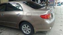 Bán Toyota Corolla altis đời 2010, màu vàng, nhập khẩu nguyên chiếc, 465 triệu