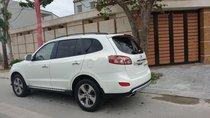 Cần bán xe Hyundai Santa Fe 2.2 sản xuất năm 2011, màu trắng, nhập khẩu