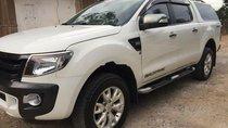 Chính chủ bán Ford Ranger Wildtrak SX 2015, màu trắng, nhập khẩu