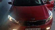 Cần bán gấp Kia Cerato năm sản xuất 2016, màu đỏ, xe nhập