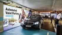 Xe Mercedes-Benz sắp có thêm công nghệ đỗ xe tự động