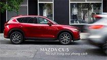 Mazda CX5 giá tốt, khuyến mãi 40tr kèm miễn phí 3 năm bảo dưỡng