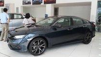 Giao ngay: Khuyến mại khủng Honda Civic RS 2019, màu xanh đậm: Giảm tiền mặt, tặng bảo hiểm và phụ kiện, Lh: 0964099926