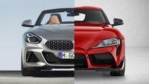 Toyota Supra và BMW Z4: Chung nền tảng nhưng liệu có bắt chước nhau?