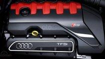 Audi quyết gắn bó với động cơ tăng áp 5 xi-lanh