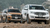 Hơn 30.000 xe Ford Everest và Ranger bị triệu hồi do lỗi túi khí tại Việt Nam